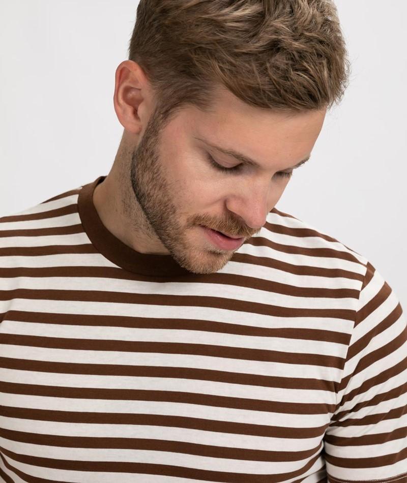 ROCKAMORA Thao T-Shirt stripes
