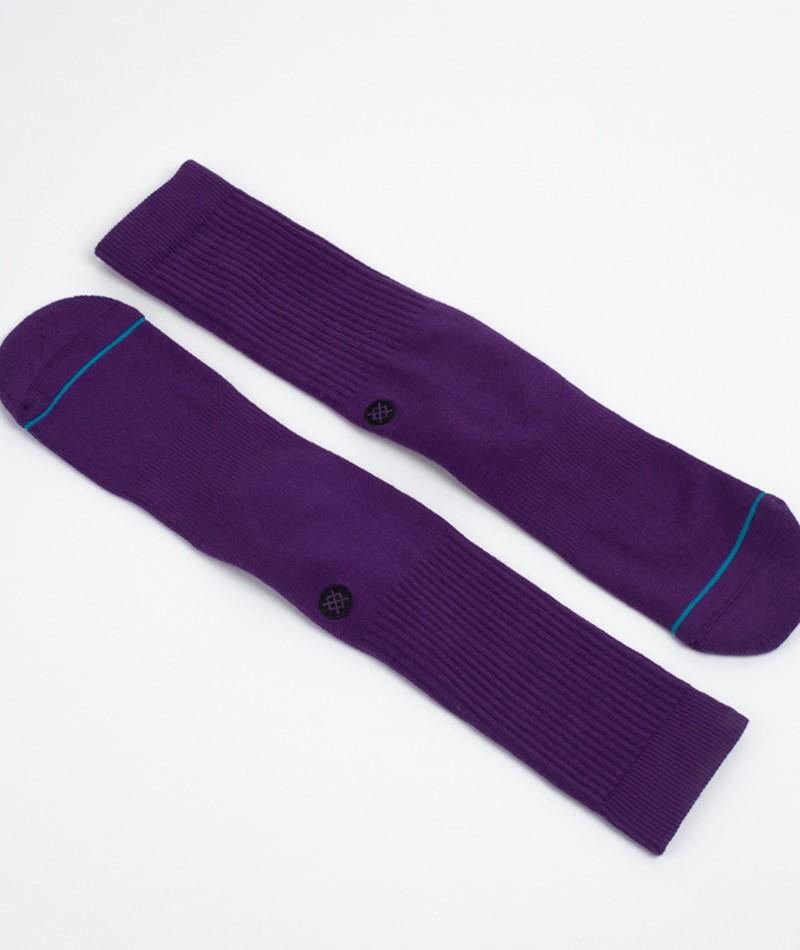 STANCE Icon Socke purple