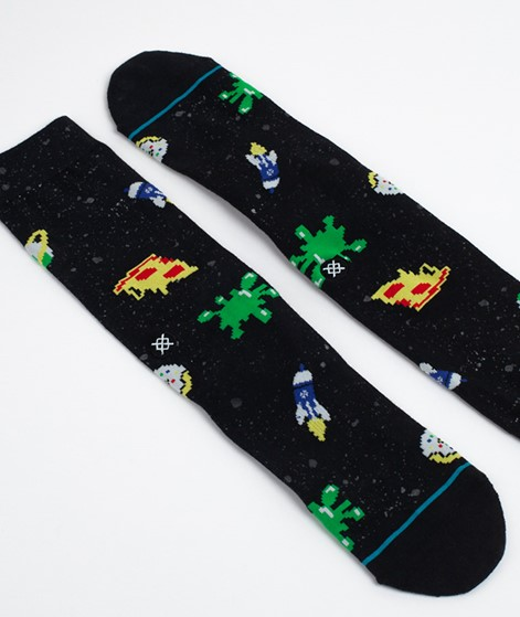 STANCE Space Food Socke black