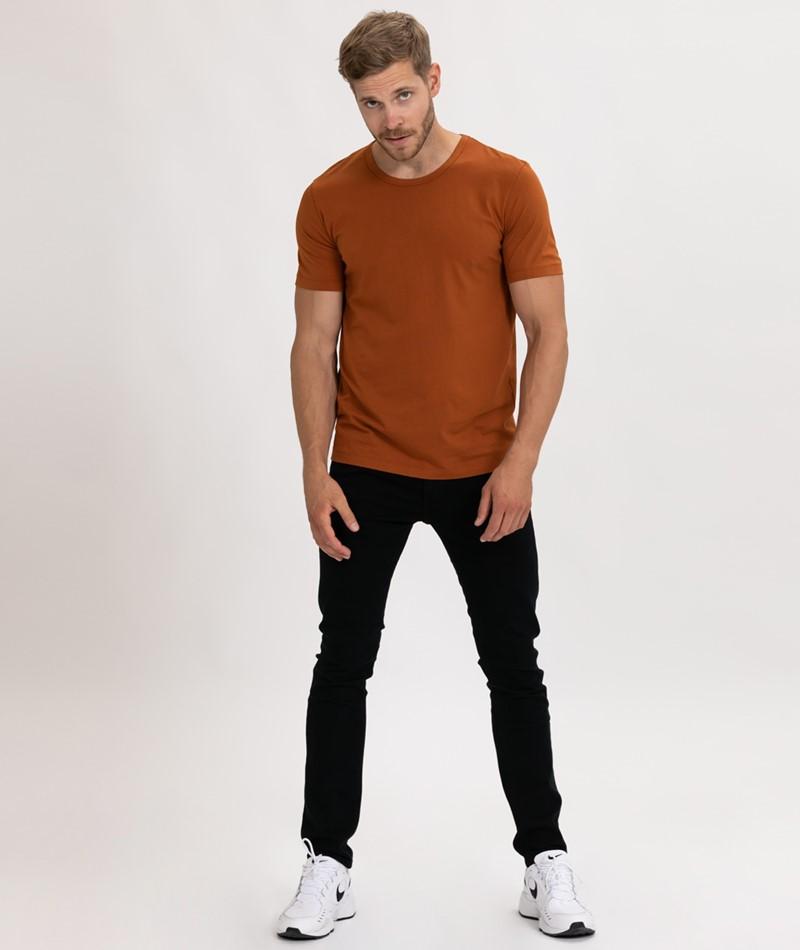 KAUF DICH GLÜCKLICH Nael T-Shirt cinnamo