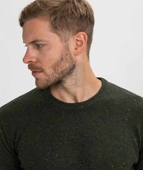 MINIMUM Hammer Pullover racing green
