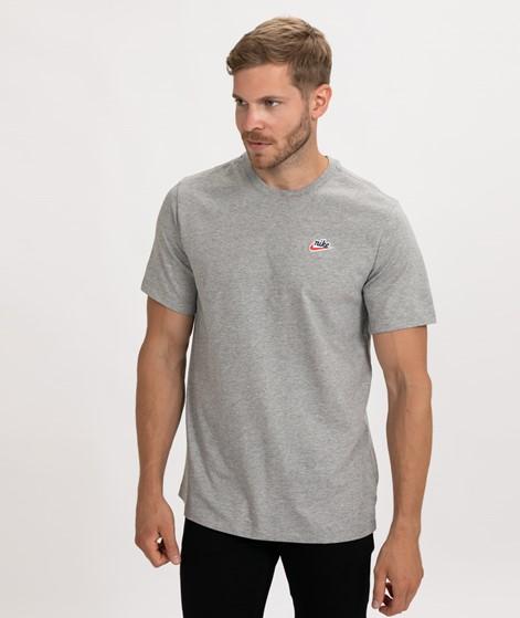 NIKE MNSW TEE HERITAGE T-Shirt grey