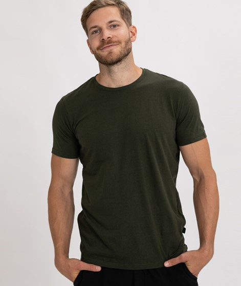 SUIT Halifax T-Shirt forrest green