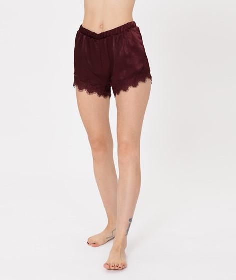 VILA VISeia Shorts tawny port