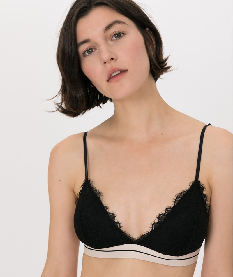 LOVE STORIES Darling Lace Bra black