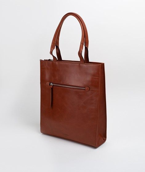 ROYAL REPUBLIQ Metropolis Shopper cognac