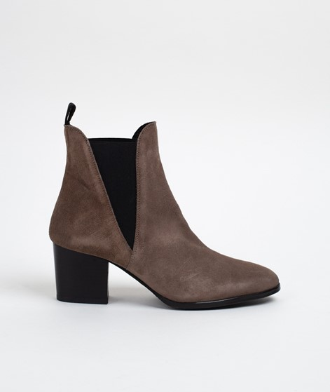 KMB Valkia NG Stiefelette suede noce