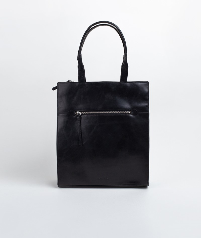 ROYAL REPUBLIQ Metropolis Tote Bag black