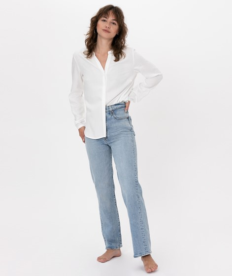 LEVIS Rib Cage Straight Ankle Jeans tang