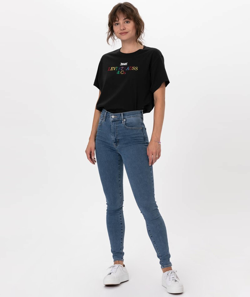 LEVIS Mile High Skinny Jeans