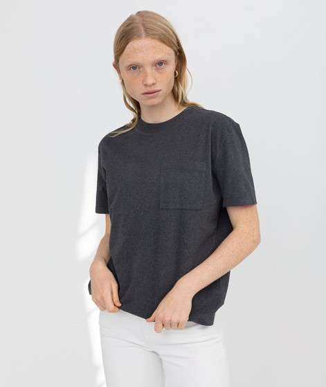 KAUF DICH GLÜCKLICH Suie T-shirt grau