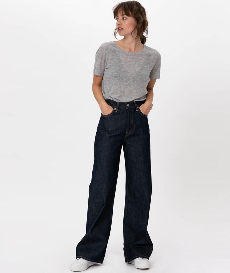MINIMUM Heidl T-Shirt light grey melange