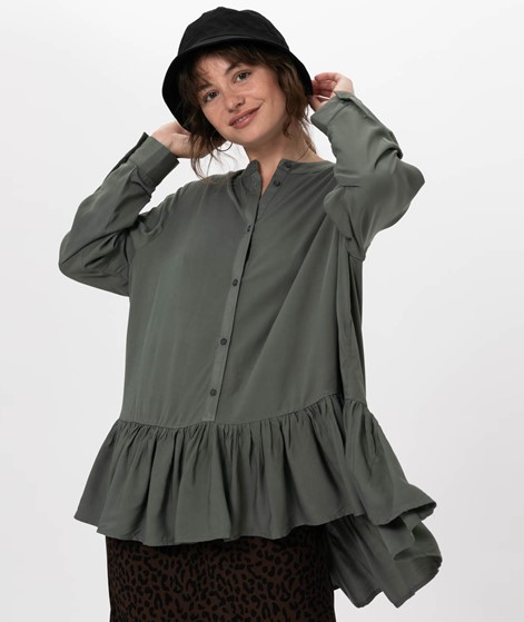 MOVES BY MINIMUM Samio Bluse dusty green
