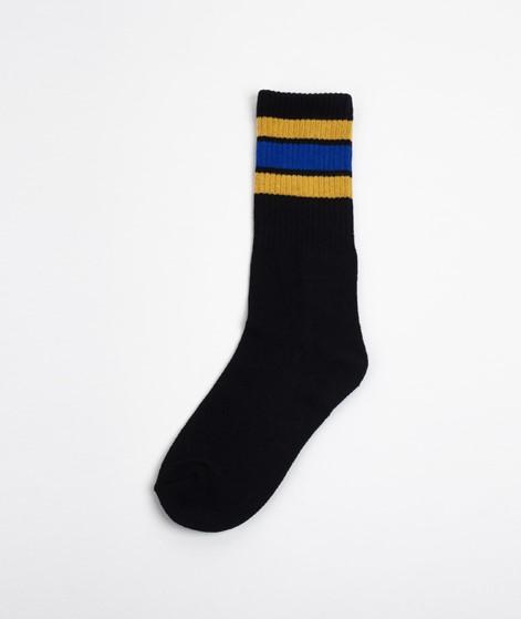 CARHARTT WIP Grant Socken black colza