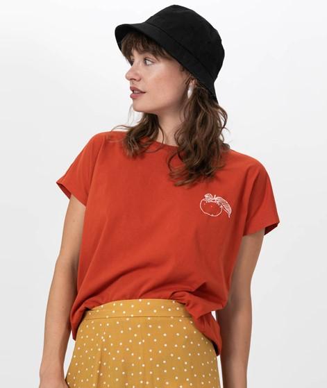 KAUF DICH GLÜCKLICH Alisa T-shirt orange