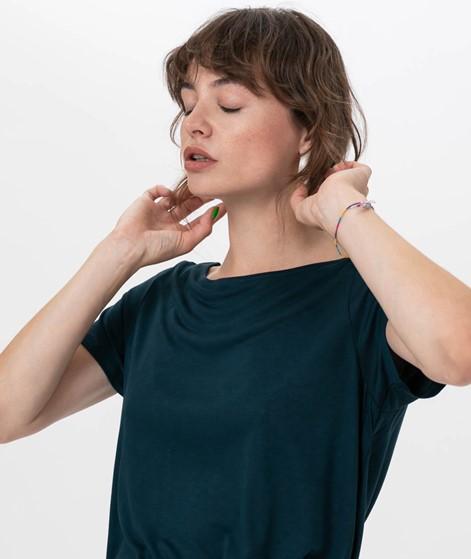 KAUF DICH GLÜCKLICH Anne T-shirt petrol