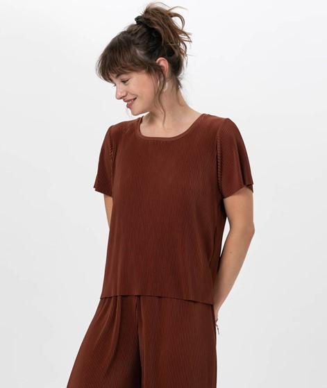KAUF DICH GLÜCKLICH Rubi T-Shirt braun