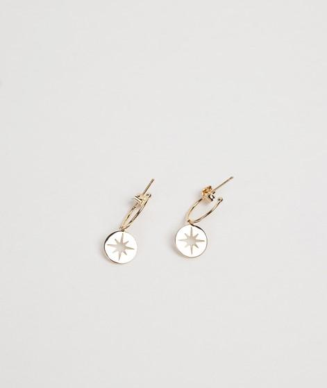 ESTELLA BARTLETT Starburst Drop Earring