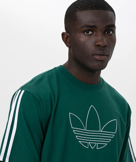 ADIDAS Outline Tre T-Shirt collegiate