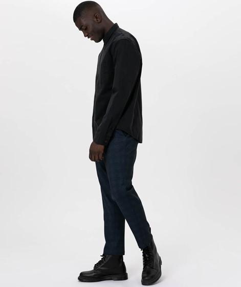 COUDRE BERLIN Garment Dye Hemd black
