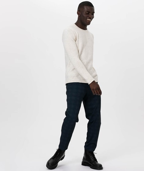 REVOLUTION Ubbe Pullover offwhite