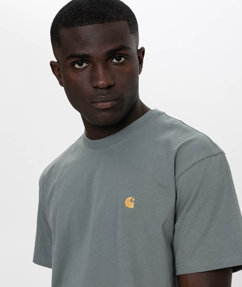 CARHARTT S/S Chase T-Shirt cloudy gold