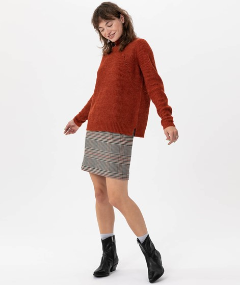 M BY M Hallina Strickpullover rooibos