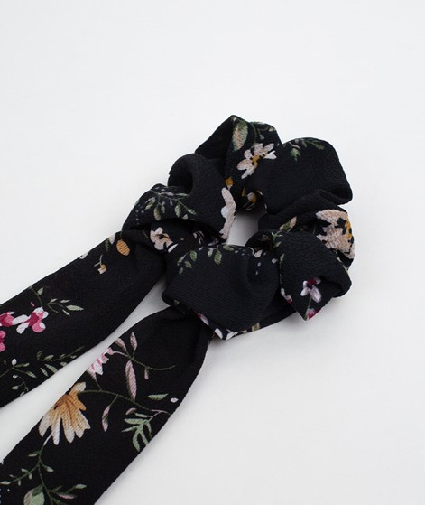 EBBA Flower Bow Scrunchie