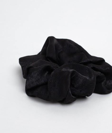 EBBA Satin Scrunchie schwarz