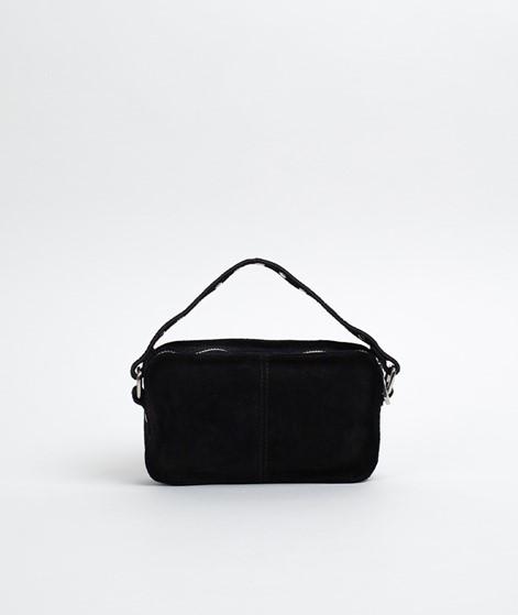 NUNOO Helena New Suede Handtasche black
