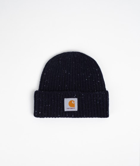 CARHARTT Anglistic Mütze navy heather