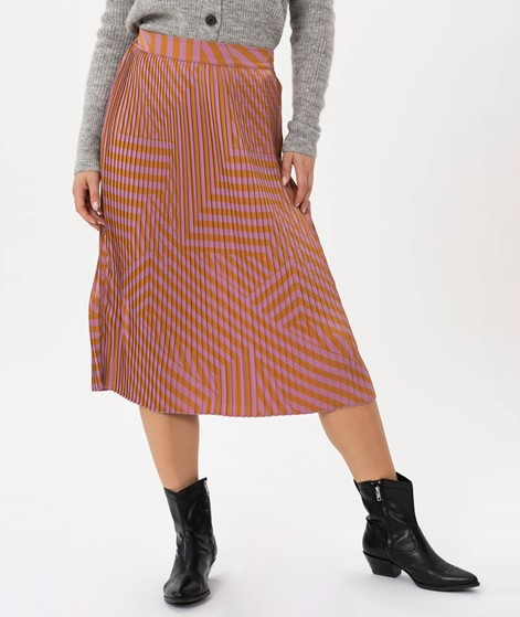MOSS CPH Tessa Pleated Skirt Aop