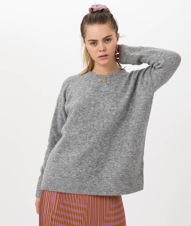 SAMSOE SAMSOE Nor o-n long Pullover