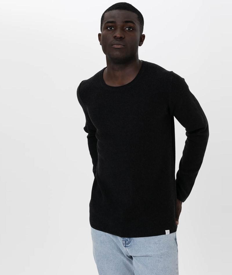 NOWADAYS Melange Mini Cotton Pullover
