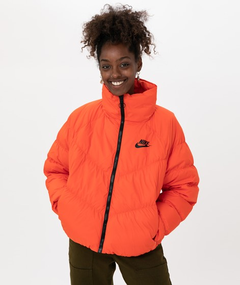NIKE W NSW Syn Jacke orange