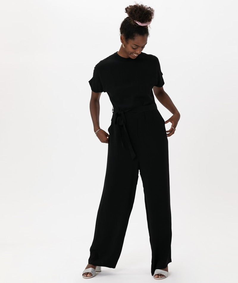 SAMSOE SAMSOE Kimberly Jumpsuit black