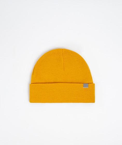 MADS NORGAARD Ambas Mütze warm yellow