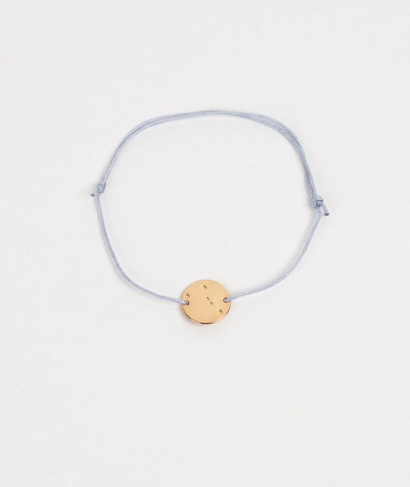 TOODREAMY Zodiac Cancer Armband