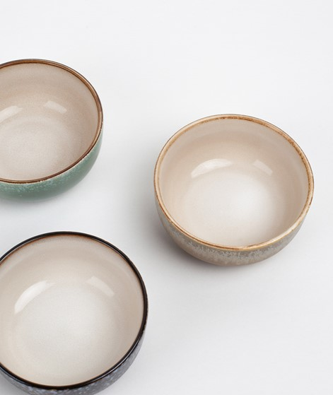 HKLIVING ceramic 70`s tapas bowl bark