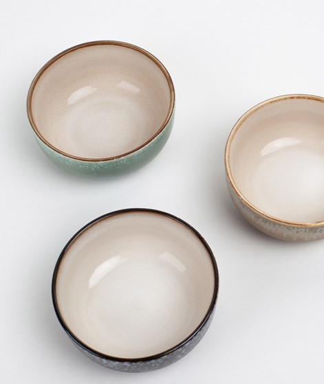 HKLIVING ceramic 70`s tapas bowl grass
