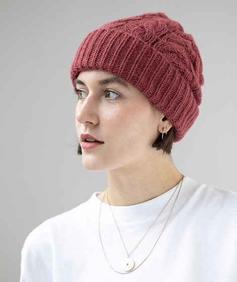 KAUF DICH GLÜCKLICH Maiti Mütze rosa