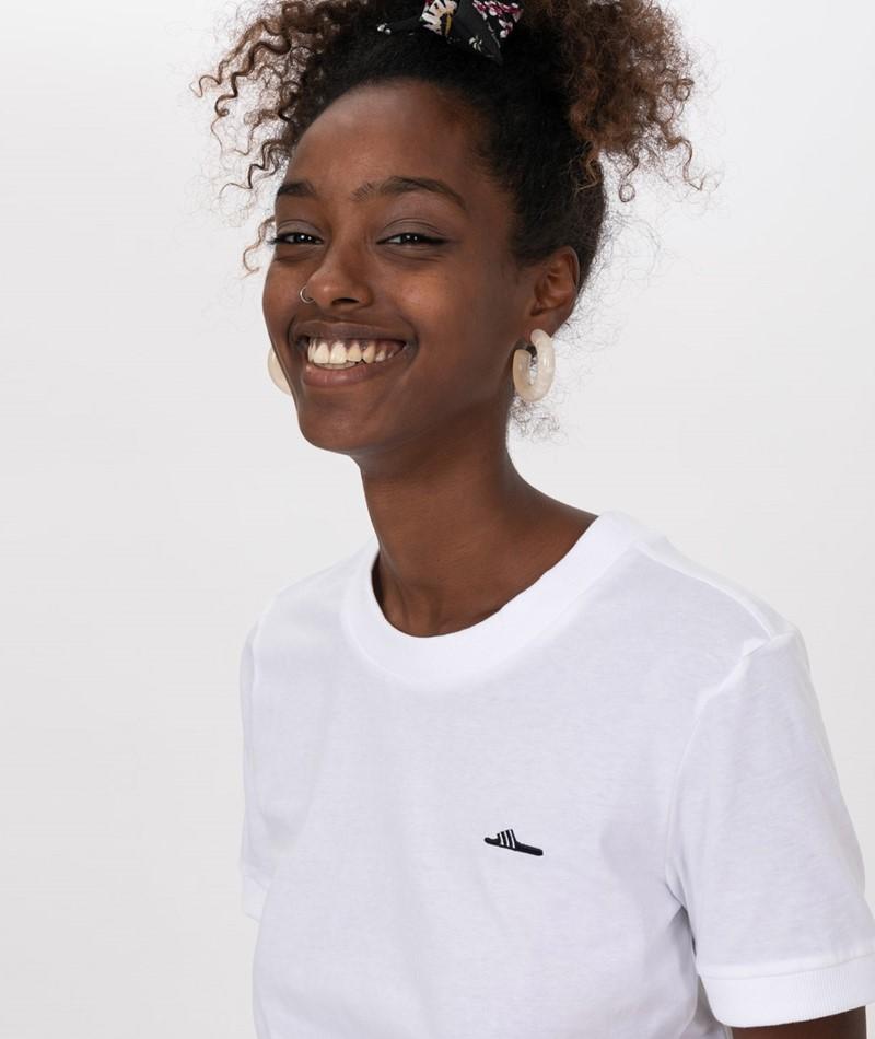 ADIDAS Tee T-Shirt white