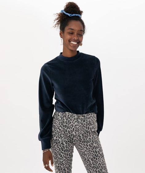 VILA VIAbby L/S Sweater navy blazer