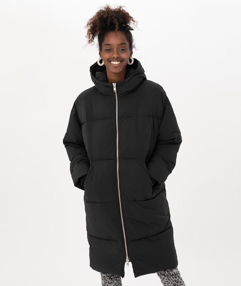 EMBASSY Elphin Down Coat Jacke black