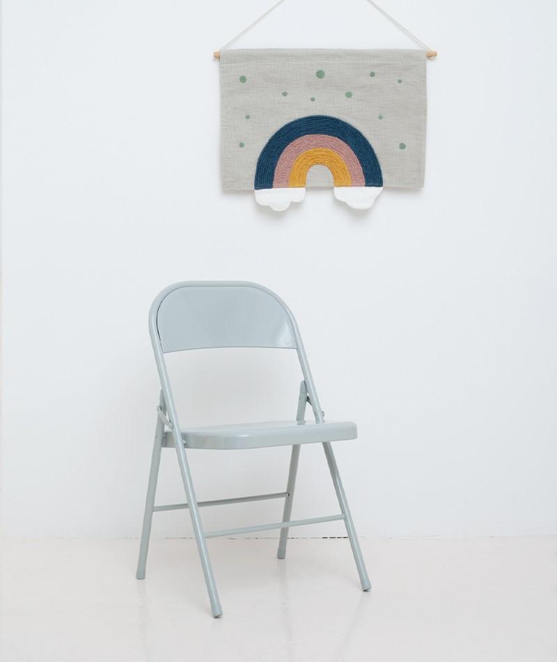 HOUSE DOCTOR Fold It Chair light grey