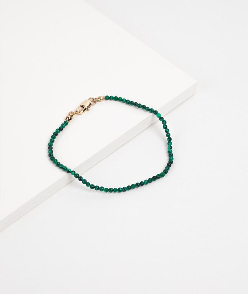 EBBA Armband grün