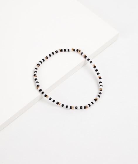 EBBA Frida Armband schwarz weiß