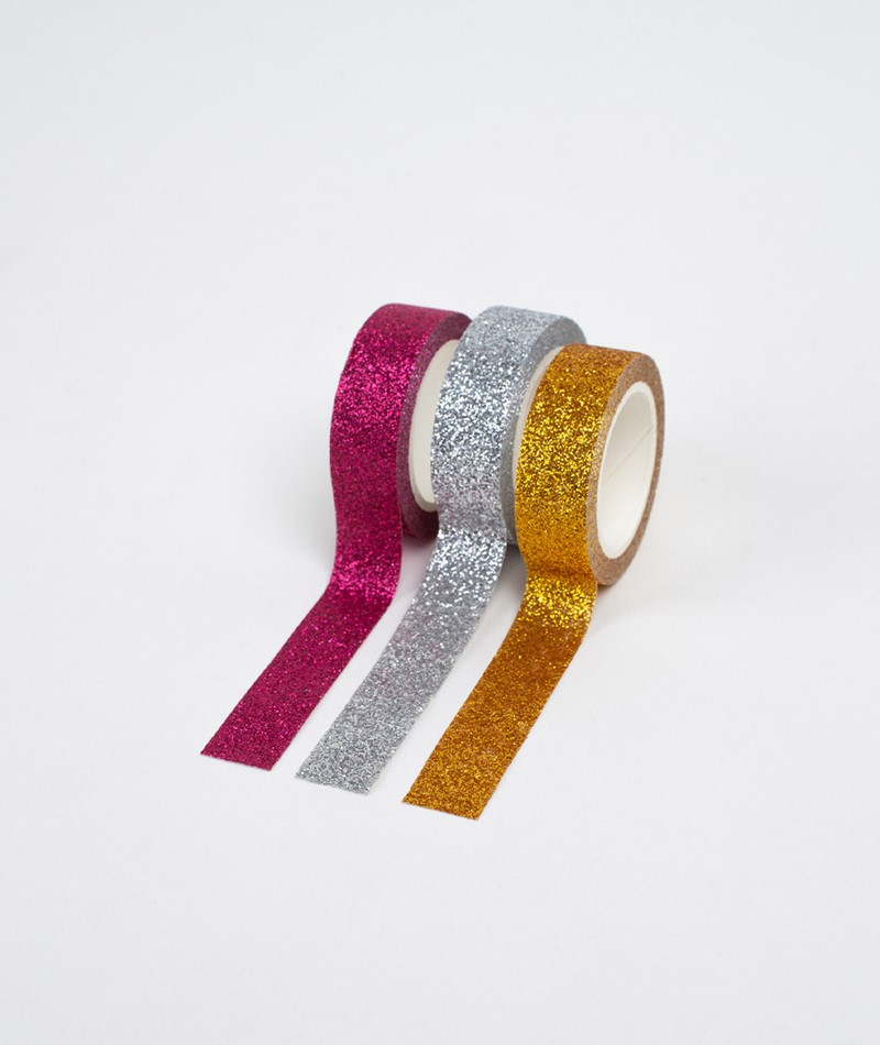 HOUSE DOCTOR MONOGRAPH Glittery Tape