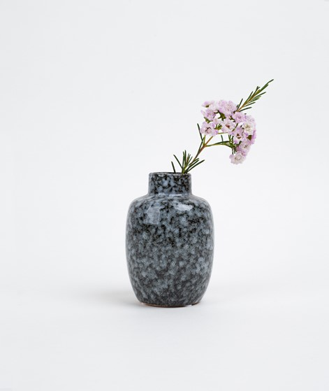 BLOOMINGVILLE Vase black
