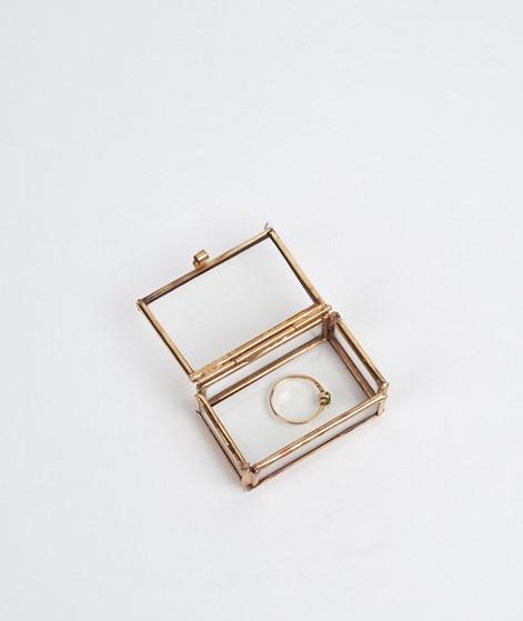 BROSTE Janni Klein Box brass finish